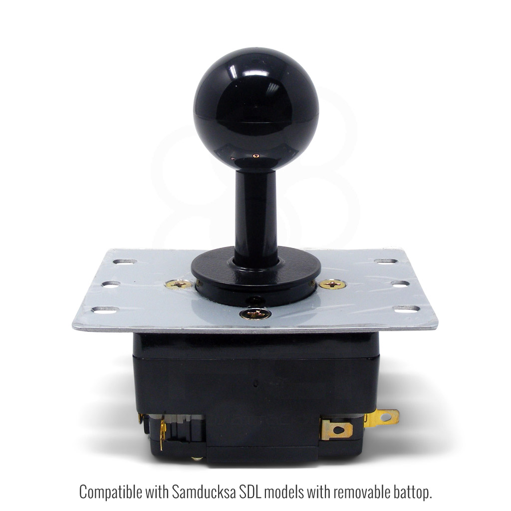 Compatible with Samducksa SDL models with removable battop.